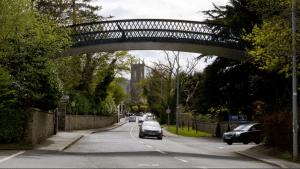 Saggart Footbridge